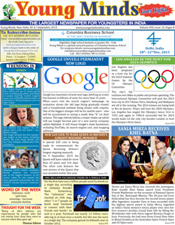 Young Minds Volume-VIII_Issue-10