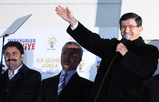 Turkey's long-dominant Justice and Development Party (AKP) has scored a stunning electoral comeback, regaining its parliamentary majority in a poll seen as crucial for the future of the troubled country. The party founded by President Recep Tayyip Erdogan has won more than 49 per cent of the vote to secure 315 seats in the 550-member parliament with nearly all votes counted. The outcome could aggravate deep splits in Turkey between pious conservatives who champion Erdogan as a hero of the working class, and Western-facing secularists suspicious of his authoritarianism and Islamist ideals
