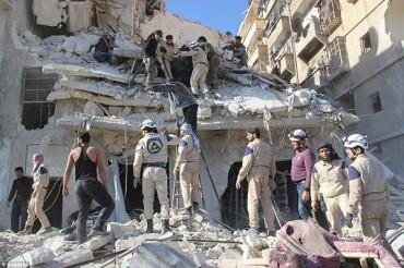 Russia air strikes 'killed 200 civilians'