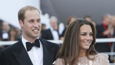 Red-carpet welcome awaits Will and Kate in Mumbai