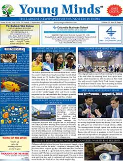 Young Minds, Volume-IX, Issue-9