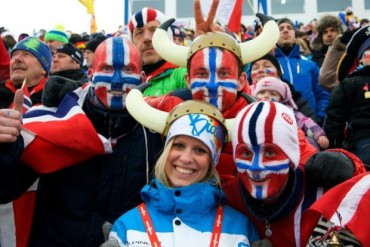 Norway is the happiest place on Earth