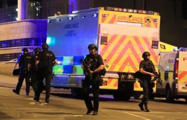19 dead, 50 injured in blast at Ariana Grande concert in UK