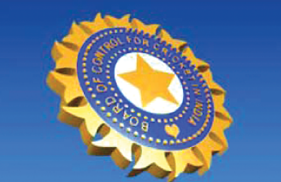 INDIA TO HOST MAJOR CRICKET CHAMPIONSHIPS