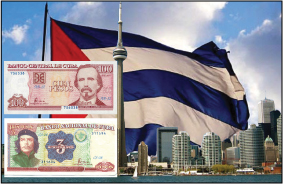 CUBA -A COUNTRY WITH TWO CURRENCIES?