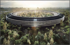 THE SPACESHIP IS COMING – APPLE'S HQ