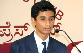 MANGALORE BOY DEVELOPS SOCIAL  NETWORKING SITE