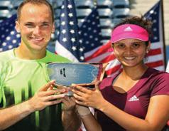 Sania Mirza wins 3rd Grand Slam mixed doubles