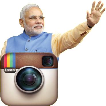 PM Modi debuts on Instagram