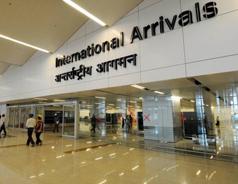 DELHI AIRPORT ON HIGH ALERT