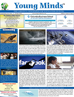 Young Minds, Volume-X, Issue-42