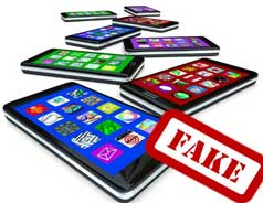 MOBILE HANDSETS WITH FAKE NUMBERS BANNED