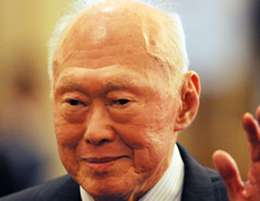 Singapore's Founding Prime Minister Lee Kuan Yew Dies At Age 91