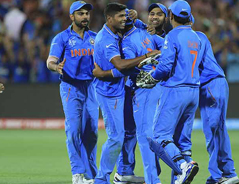 INDIA CREATES HISTORY IN WORLD CUP