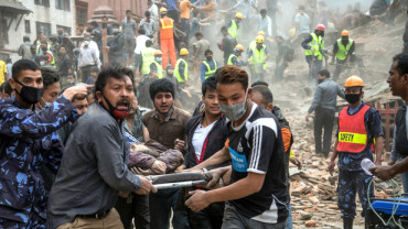 Nepal Death Toll Tops 5,000