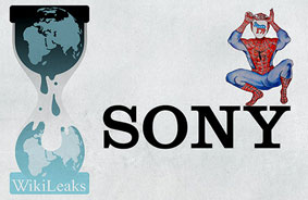 Wikileaks Publishes Hacked Sony Emails