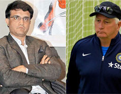 Sourav Ganguly to replace Duncan Fletcher as next Team India coach