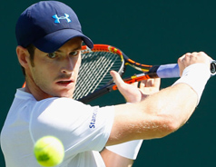 Andy Murray claims 500th win