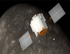 NASA Spaceship Prepares To Smash Into Mercury