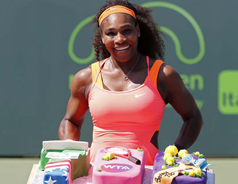 Serena Williams claims 700th career win