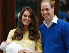 Duchess of Cambridge gives birth to daughter