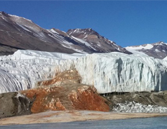 Scientists find large water system beneath Antarctica's dry valleys