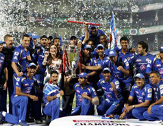 Mumbai Indians lift second IPL title