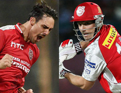 Mitchell Johnson& Shaun Marsh released by Kings XI Punjab