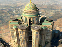 The world's largest hotel