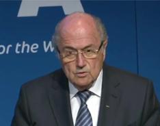 Blatter to quit as FIFA president