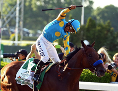 Pharoah Takes The Crown