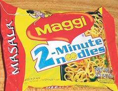 Maggi noodles row