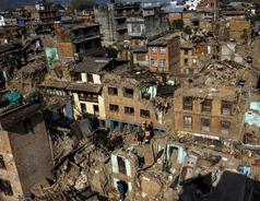 U.S., India and EU pledge help to rebuild Nepal