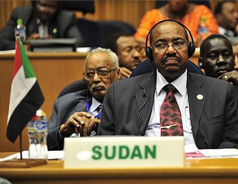 South Africa court bars indicted Sudan leader from leaving
