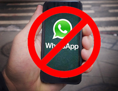 WhatsApp could face ban in UK within weeks