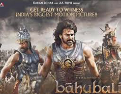 India's fastest Rs.100-crore film 'Bahubali' creates a storm