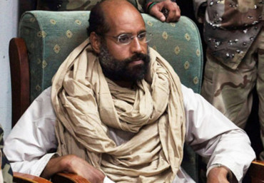 Gaddafi's Son Sentenced to Death Over War Crimes
