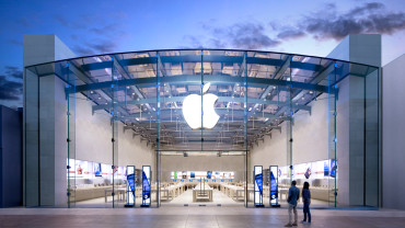 The World's Biggest Apple Store