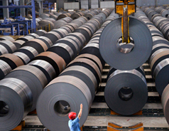 India overtakes US as third largest steel producer