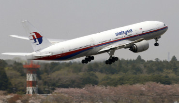 MISSING  MH370 PLANE'S NEW CLUE?