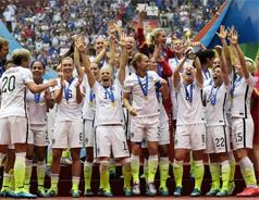 Women's World Cup: U.S. defeats Japan