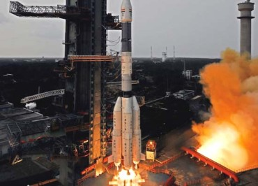 Communication satellite GSAT-6 successfully launched