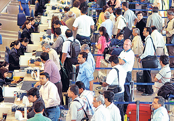 Propped up by discounted air tickets and increased holiday travelling, India has become the fastest growing aviation market in the world in June, as indicated by the statistics available with International Air Transport Association. In June, the country registered a year-on-year growth of 16.3% in domestic air passenger traffic, which is more than double the global growth of 6.5% during the same period.