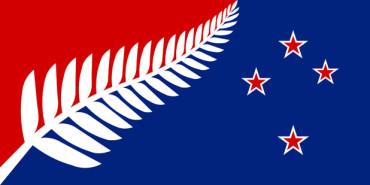 New Zealand's new flag