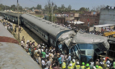 Two Trains Derail in Madhya Pradesh