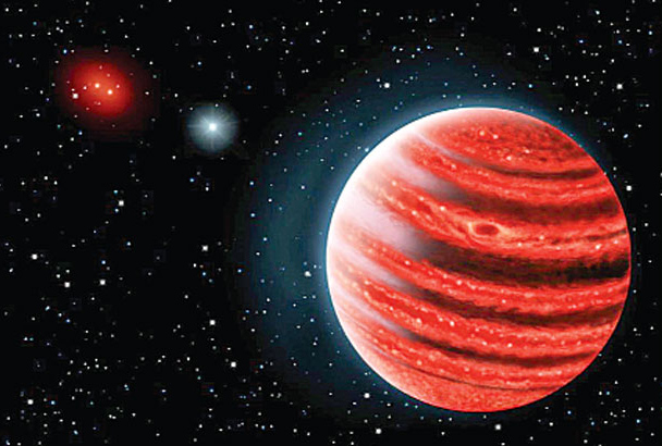 Young 'alien Jupiter' planet discovered