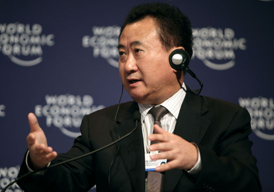 Asia's richest man Wang Jialing has lost about $13 billion in China's stock market crash.Wang recently overtook Hong Kong billionaire Li Cashing as Asia's richest man.Wang spent 16 years as a soldier before achieving billionaire status by amassing an empire as founder of the Dalian Wanda Group, a conglomerate that operates in real estate and entertainment.