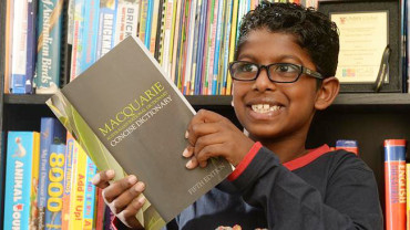 Indian-Origin Boy Sweeps Australian Spelling Bee Contest