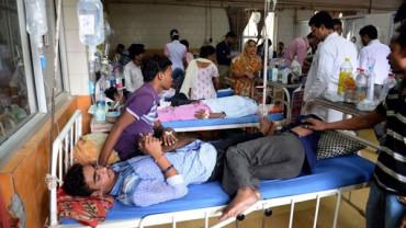 Delhi battles dengue fever surge