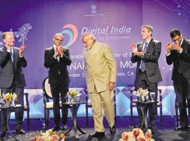 India emerges as top FDI destination